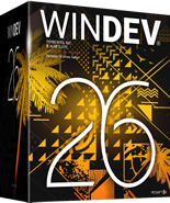 WinDev Upgrade from 25 to 26