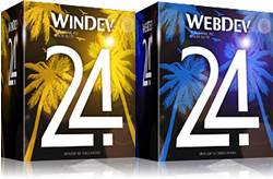 WinDev AND WebDev Upgrade from 23 to 24