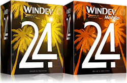 WinDev AND WinDev Mobile Upgrade from 23 to 24