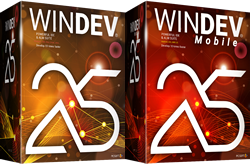 WinDev AND WinDev Mobile Upgrade from 24 to 25