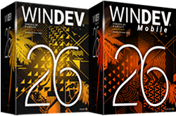 WinDev AND WinDev Mobile Upgrade from 25 to 26