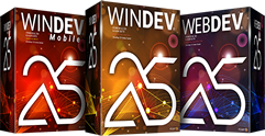 WinDev Upgrade from 24 to 25 PLUS ADD WebDev 25 AND Mobile 25