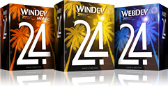 WinDev Upgrade from 21 (or earlier) to 24 PLUS ADD WebDev 24 AND Mobile 24